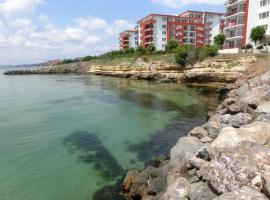 Penthouse Apartment in Marina View Fort Beach Sveti Vlas Bulgaria