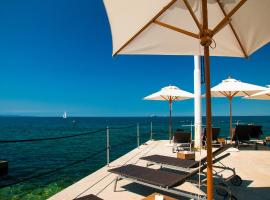 A picture of the hotel: Tre Merli Beach Hotel