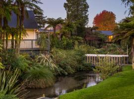 Hotel Photo: Best Western Braeside Rotorua & Conference Centre