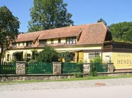 Pension Hendling Klingfurth Austria