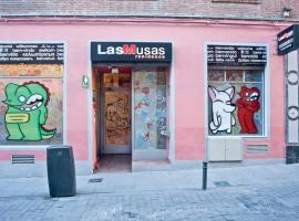 A picture of the hotel: Las Musas Hostel