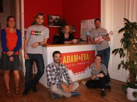 Adam&Eva Hostel Prague,