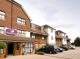 Premier Inn London Gatwick Airport South - London Road Crawley United Kingdom