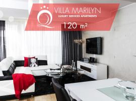 Hotel Photo: The Queen Luxury Apartments - Villa Marilyn