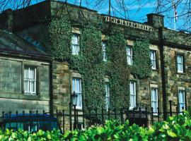 Old Hall Hotel Buxton United Kingdom