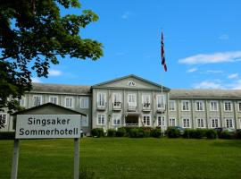 Hotel photo: Singsaker Sommerhotell