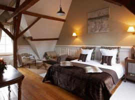 B&B Number 11 Exclusive Guesthouse Bruges Belgium