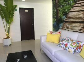 Hotel Golden House Barranquilla Colombia