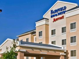 Fairfield Inn & Suites by Marriott Visalia Tulare Tulare USA