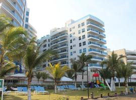 Hotel Photo: Cartagena Beach Front