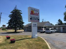 Mayflower Motel Kitchener Canada