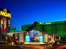 MGM Grand Las Vegas USA