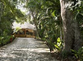 Hotel foto: Hotel Jungle Lodge Tikal