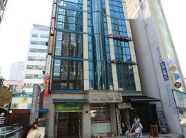 Hotel photo: Philstay Myeongdong Central Hotel