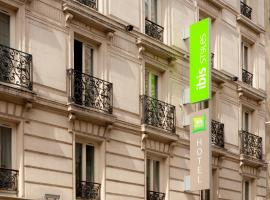 Hotel Photo: Ibis Styles Paris Pigalle Montmartre