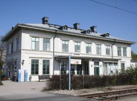 Hotel Photo: Hotell Lilla Station