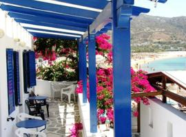 Elpis Rooms Mylopotas Greece