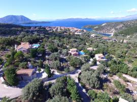 Asteria Villas Meganisi Greece
