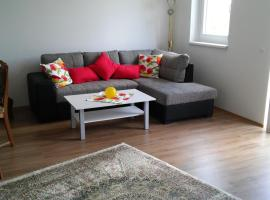 A picture of the hotel: Nordrand-Apartment