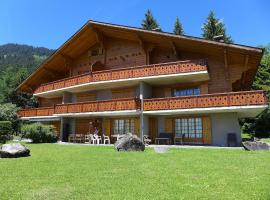 Apartment Argentière 3 Villars-sur-Ollon Switzerland