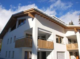 Apartment Wubben Comfort Flims Waldhaus Switzerland