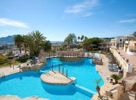 Holiday Home Imperial Park 01 Calpe Spain