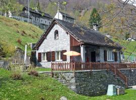 Farm Stay Casa la Rustica Brione Switzerland