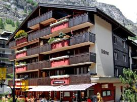 Apartment Bellevue.4 Zermatt Switzerland