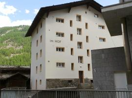 Apartment im Hof Zermatt Switzerland