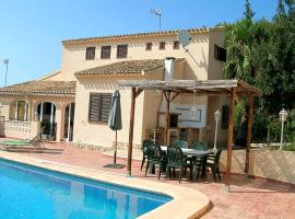 Holiday Home Adsubia 325 Jávea Spain