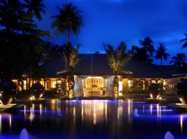 Hotel Photo: The Santosa Villas & Resort Lombok