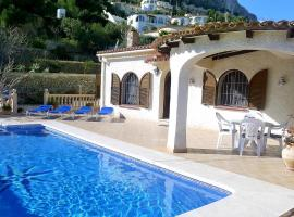 Hotel Photo: Holiday Home Ifach