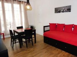 Apartment Rue Eugene Jumin Paris,