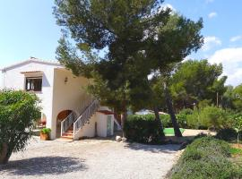 Holiday Home Cuatro Palmeras Calpe Spain