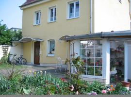 Pension Alter Zausel Weimar Germany