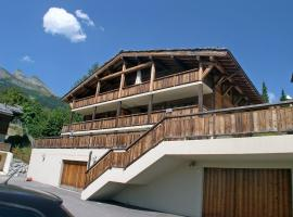 Apartment Les Chalets de Marie C No 3 Ovronnaz Switzerland