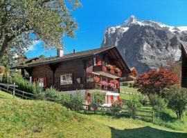 Apartment Bärgsunna.1 Grindelwald Switzerland
