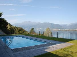 Apartment Coris Vira Switzerland