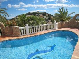Holiday Home Roberto Benissa Spain