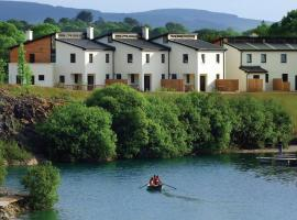 Holiday Home Ballyhass Lakes.2 Cecilstown Ireland