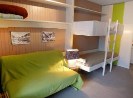 Hotel Photo: Apartment Le Curling B.30
