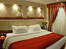 Hotel photo: Al Liwan Suites