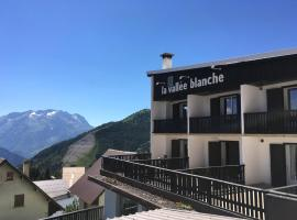 Hotel Photo: La Vallée Blanche Bikehotel