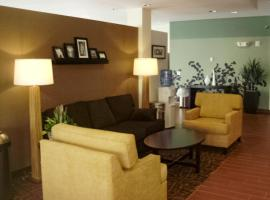 A picture of the hotel: Sleep Inn & Suites East Syracuse