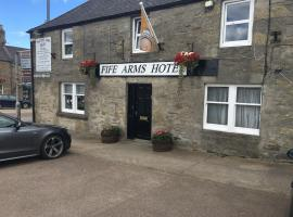 Hotel Photo: The Fife Arms Hotel