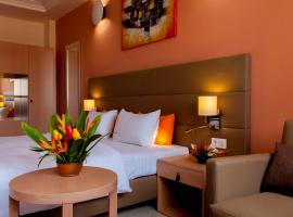 A picture of the hotel: Bravia Hotel Ouagadougou