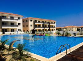 Mythical Sands Resort - Good Vibes Apartment Paralimni Cyprus