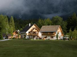 Hotel Photo: Chalet Apartments ALPIK