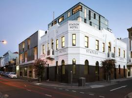 The Station Greville Street Pad,