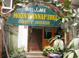 Hotel Photo: Mount Annapurna Guest House